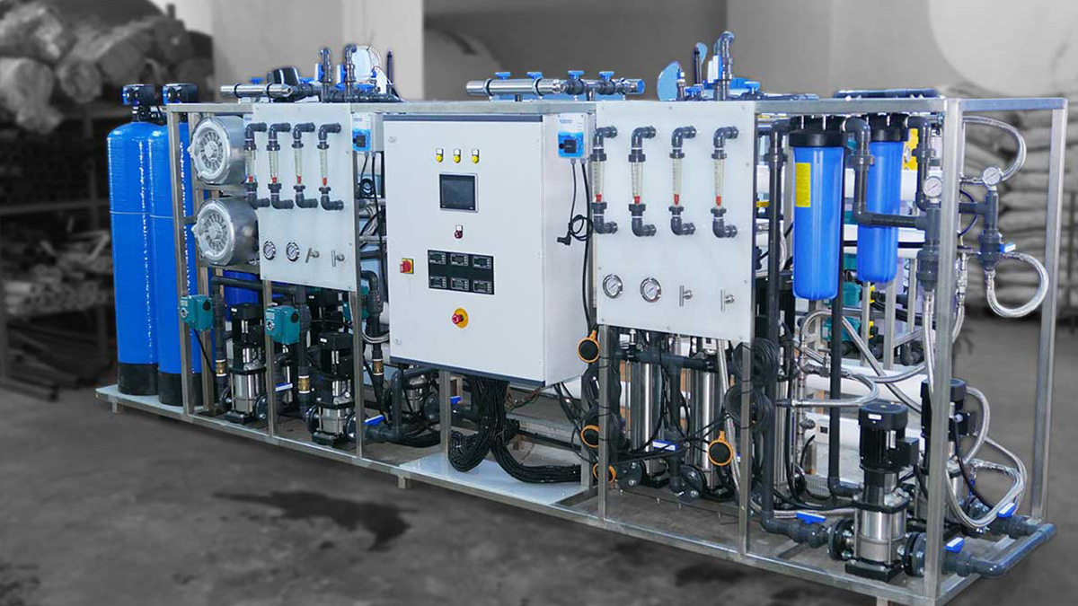 ro plant, reverse osmosis systems